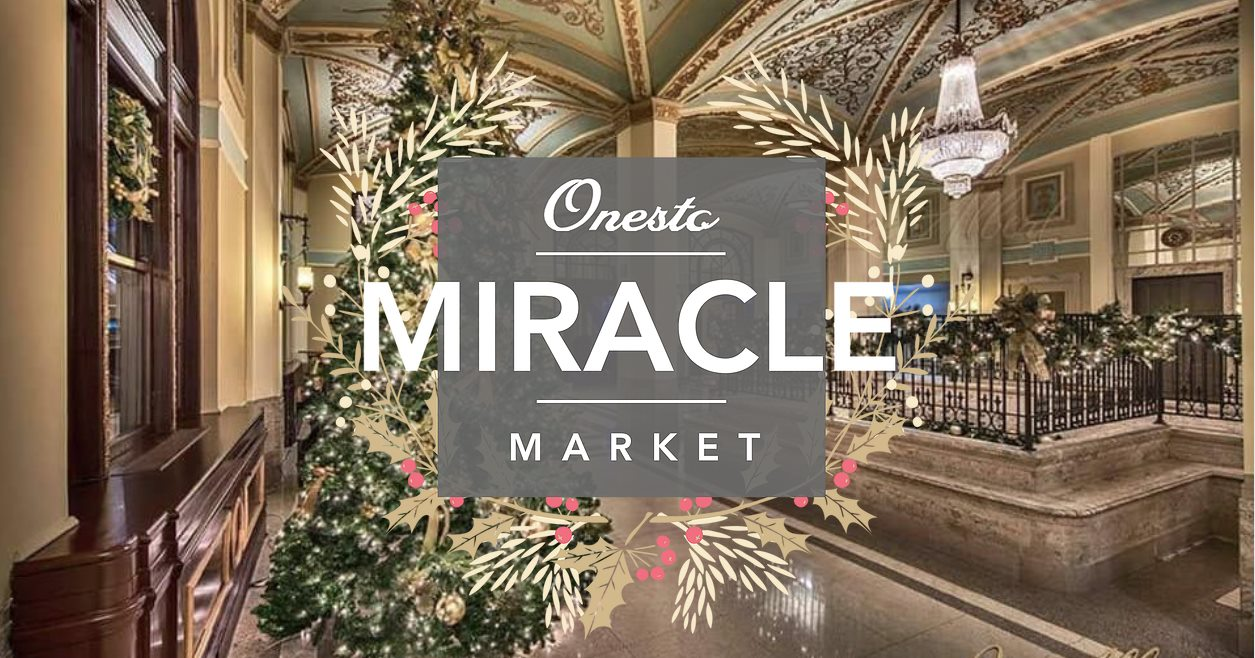 Onesto Miracle Market: Canton Girl Gang event @ Historic Onesto