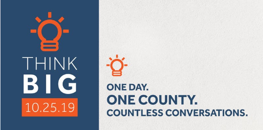 THINKBIG: A Day of Community Conversations @ YWCA Canton